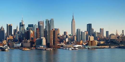 Visiter new york avec l esta tourisme bons plans et for Ville a new york